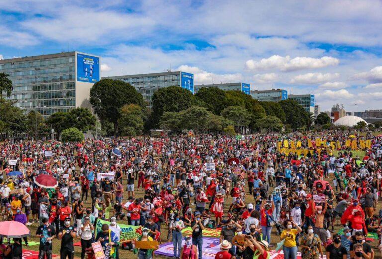 Povratak Lule i levice u Brazilu
